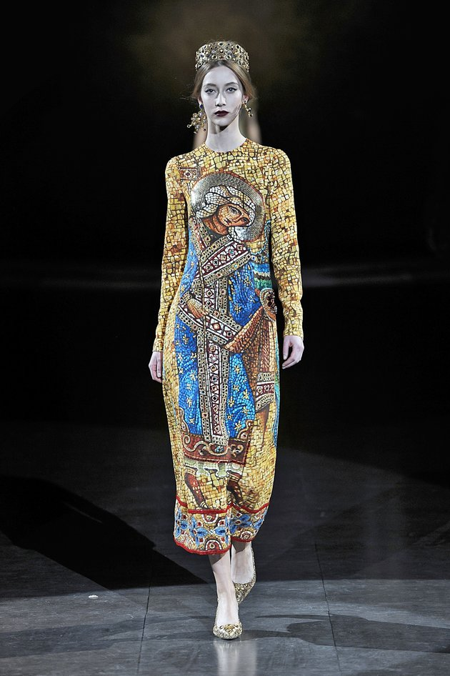 OH MY GOD_ODES_D&G fall 2013